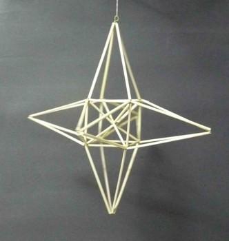 繋ぐ前の六角星.jpg
